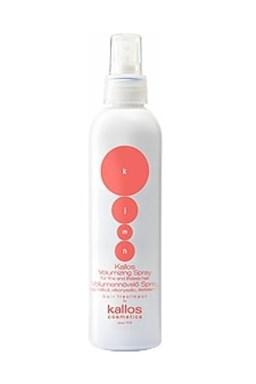 Kallos KJMN Volumizing Spray 200ml - sprej pre väčší objem vlasov