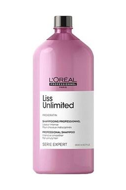 LOREAL Professionnel Expert Liss Unlimited Shampoo 1500ml - šampón pre nepoddajné vlasy