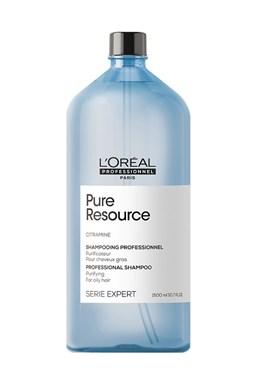 LOREAL Professionnel Expert Pure Resource Shampoo 1500ml - šampon na mastné vlasy