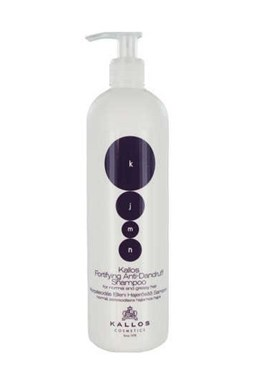 Kallos KJMN Fortifying Anti Dandruff Shampoo 500ml - šampón proti lupinám