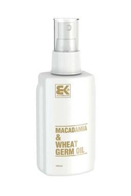 BRAZIL KERATIN Macadamia + Wheat Germ Oil 100ml - pre intenzívnu regeneráciu a hydratáciu vlasov