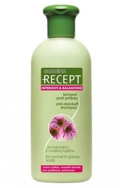 SUBRINA Recept Intensive - šampón proti lupinám na normálnu a mastnú pokožku 400ml