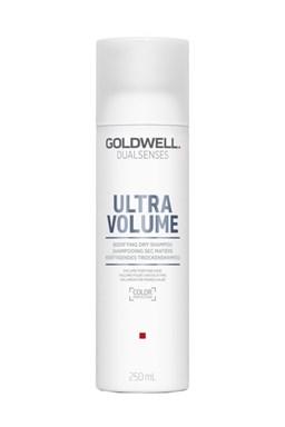 GOLDWELL Dualsenses Ultra Volume Dry Shampoo 250ml - suchý šampon pro větší objem