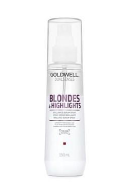 GOLDWELL Dualsenses Blondes And Highlights Serum Spray 150ml - pro zářivou barvu