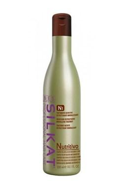 BES Silkat Nutritive Shampoo N1 - šampón na veľmi poškodené vlasy 300ml