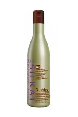 BES Silkat Nutritive Balsamo N2 - vyživujúci balzam na poškodené vlasy 300ml