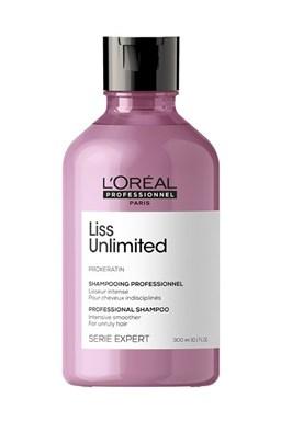 L´ORÉAL Expert Liss Unlimited Shampoo 300ml - šampon pro krepatějící vlasy