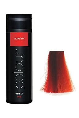 SUBRINA Mad Touch Passion Red 200ml - Gelová farba na vlasy - červená
