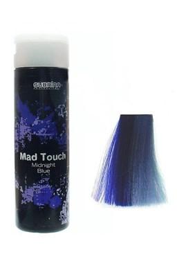 SUBRINA Mad Touch Midnight Blue 200ml - Gelová farba na vlasy - modrá