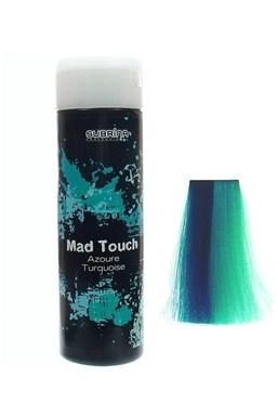 SUBRINA Mad Touch Azour Tuquoise 200ml - Gelová farba na vlasy - tyrkysová