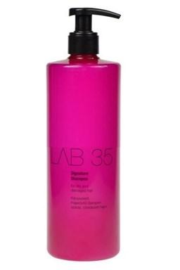 Kallos Lab35 Signature Shampoo 500ml - šampón pre poškodené vlasy