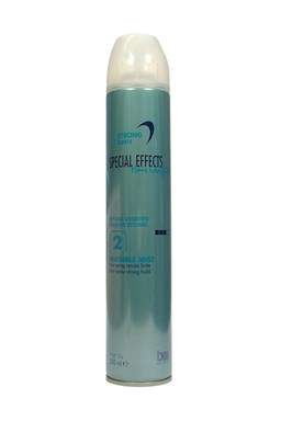 BES Special Effects Invisible Mist lacca Forte č.2 - silno tužiaci lak na vlasy 500ml