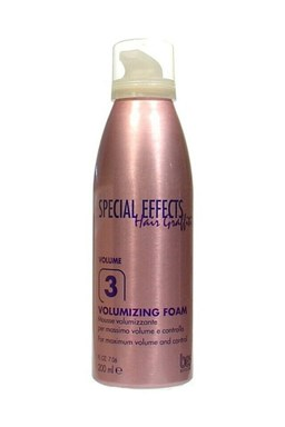 BES Special Effects Volumizing Foam č.3 - Objemová pena na vlasy 200ml