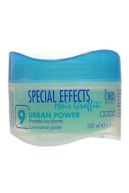BES Special Effects Urban Power č.9 - Pomáda na dodání lesku 100ml