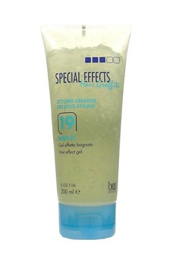 BES Special Effects Wet-It č.19 - Gél na vlasy v tube - mokrý efekt 200ml
