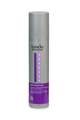 LONDA Londacare Deep Moisture Leave-in Conditioning Spray na suché vlasy 250ml