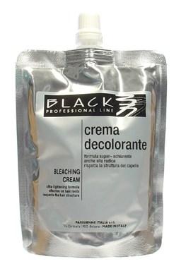 BLACK Melíry Bleaching Cream Ultra Lightening odbarvovací a melírovací krém 250ml