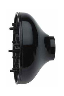 GAMMA Piu Fény Compact New Black - difuzer pre všetky typy fénov Gamma Piu