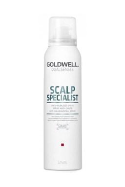 GOLDWELL Dualsenses Scalp Specialist Anti-Hair Loss Spray 125ml - proti padání a na růst vlasů