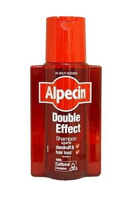 ALPECIN Double Effect Coffein Shampoo 200ml - šampón proti lupinám a vypadávaniu vlasov