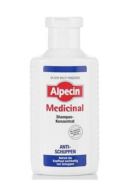 ALPECIN Medicinal Anti-Schuppen Shampoo Concentrate 200ml - šampón proti lupinám