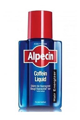 ALPECIN Hair Energizer Coffein Liquid 200ml - tonikum proti vypadávaniu vlasov