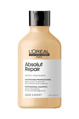 LOREAL Expert Absolut Repair Lipidium Shampoo 300ml - pro velmi poškozené vlasy