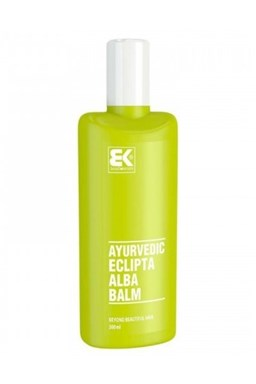 BRAZIL KERATIN Ayurvedic Eclipta Alba Balm kondicionér pre podporu rastu vlasov 300ml