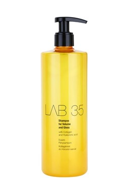 Kallos Lab35 Shampoo for Volume and Gloss 500ml - šampón pre objem a lesk