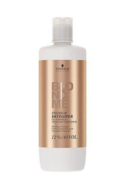 SCHWARZKOPF Blondme Premium Care Developer 12% (40vol) - krémový peroxid 1000ml