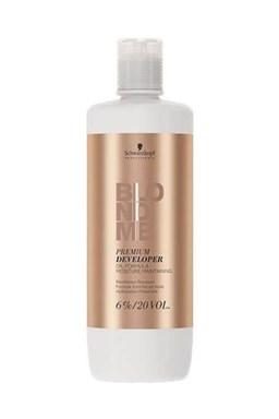 SCHWARZKOPF Blondy Premium Care Developer 6% (20vol) - krémový peroxid 1000ml