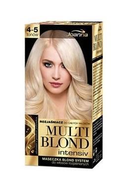 JOANNA Multi Blond Intenziv - intenzívny zosvetľovač na vlasy s keratínom - zosvetlenie 4-5 odtieňov