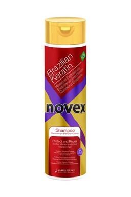 NOVEX Brazilian Keratin Keratin Shampoo 300ml - šampón s brazílskym keratínom