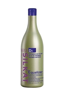 BES Silkat D1 Equalizer Shampoo 1000ml - šampón na vlasy pre každodenné použitie