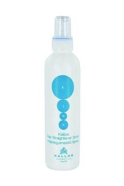 Kallos KJMN Hair Straightener Spray 200ml - sprej pre urovnanie a žehlenie vlasov