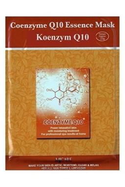 MJ CARE Q10 Coenzyme Q10 - regeneračná pleťová maska \u200b\u200bna suchú pleť