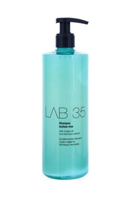 Kallos Lab35 Sulfate-free Shampoo 500ml - Bezsulfátový šampón na farbené vlasy
