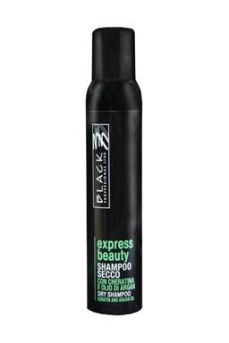 BLACK Express Beauty Dry Shampoo 200ml - suchý šampón na mastné vlasy