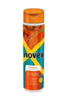NOVEX Argan Oil Shampoo 300ml - arganový šampón na poškodené vlasy