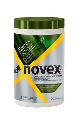 NOVEX Bamboo Shoot Deep Treatment Shampoo 400g - hydratačná kúra na suché vlasy