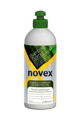 NOVEX Bamboo Shoot Leave-in Conditioner 300g - bezoplachový hydratačný kondicionér