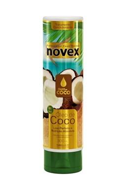 NOVEX Coconut Oil Conditioner 300ml - kondicionér na suché vlasy s kokosovým olejom