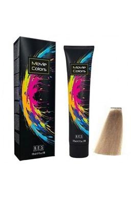 BES Movie Colors Champagne - gélová farba na vlasy bez amoniaku 250ml - veľmi svetlá blond