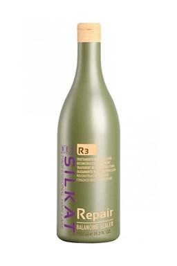 BES Silkat R3 Repair Balancing Sealer 1000ml - Rekonštrukčné krém pre veľmi poškodené vlasy