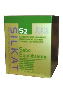 BES Silkat S2 Seboequilibrante Lotion 12x10ml - tonikum na mastné vlasy