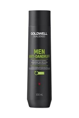 GOLDWELL Men Anti Dandruff Shampoo 250ml - pánsky šampón proti lupinám