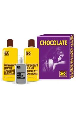 BRAZIL KERATIN Chocolate darčeková sada Set 2014 - čokoláda