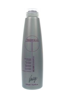 VITALITYS Technica Silver Shampoo 250ml - šampón proti žltému nádychu vlasov