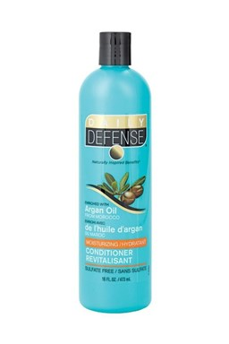 DAILY DEFENSE Argan Oil Conditioner 473ml - vlasový kondicioner s arganovým olejem
