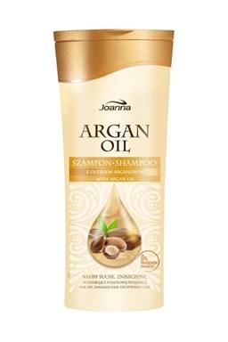 JOANNA Argan Oil Shampoo 200ml - šampón s arganovým olejom na suché a poškodené vlasy